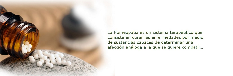 Servicios de homehopatia