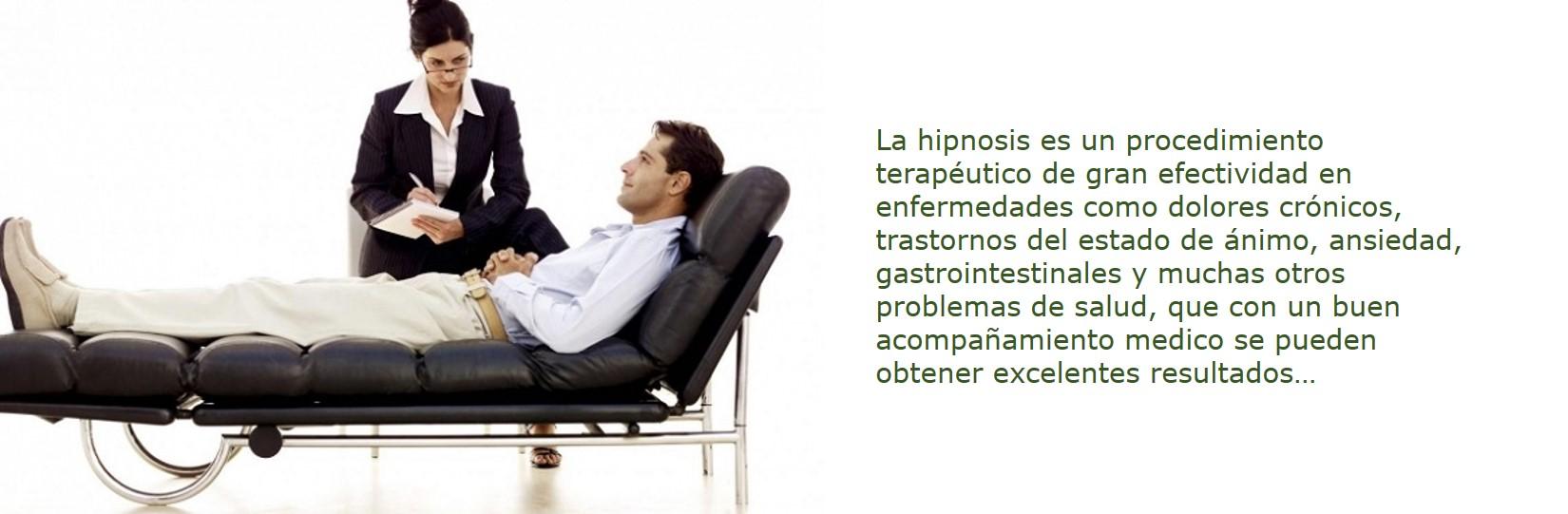 terapia con hipnosis